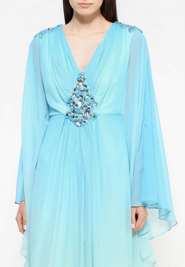 Вечернее / коктейльное платье Apart 21840: изображение 8