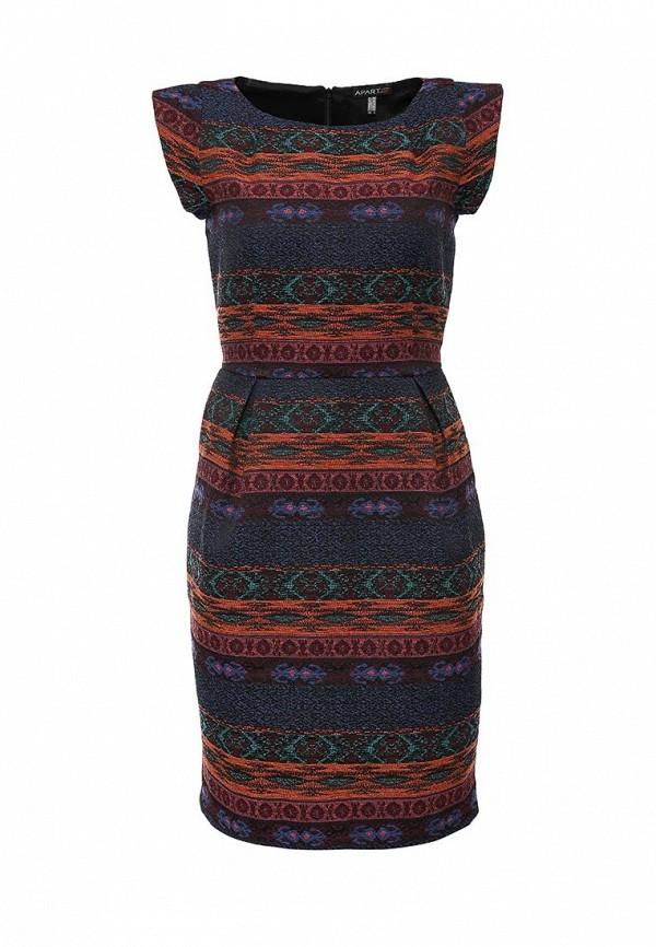 Платье-миди Apart 33601: изображение 2