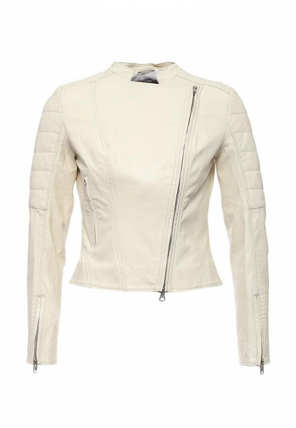 Кожаная куртка Apart 37289