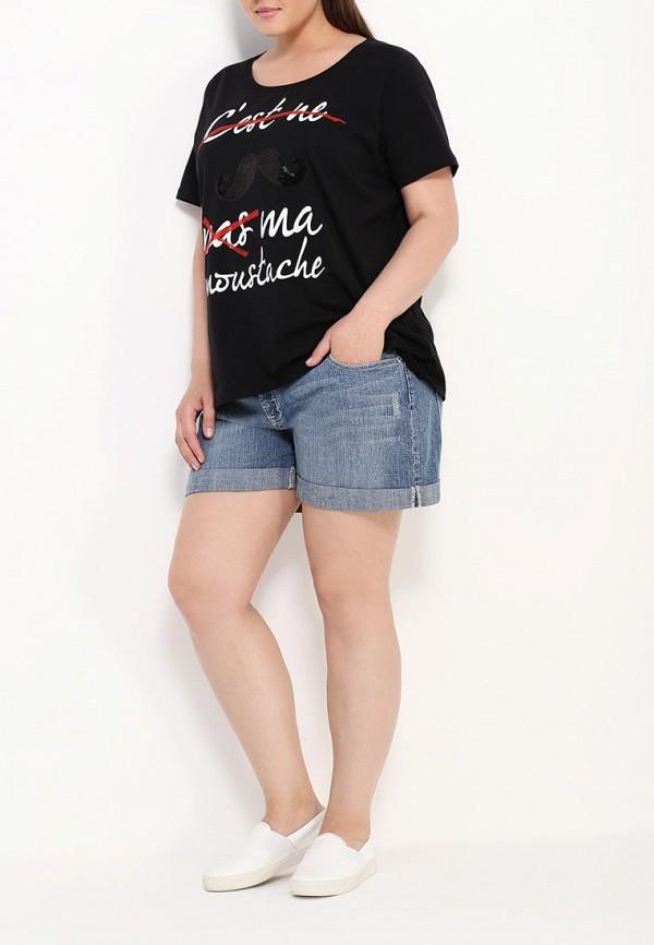 Женские джинсовые шорты Apart 45067: изображение 4
