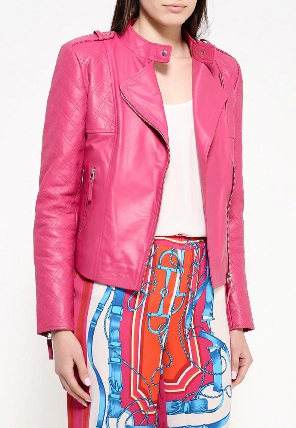 Кожаная куртка Apart 45334: изображение 6