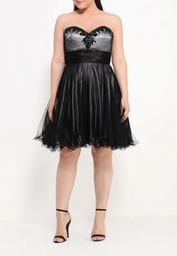 Платье-мини Apart 55356: изображение 4