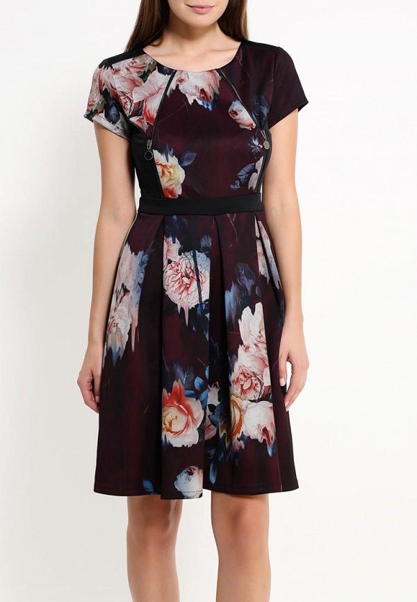 Платье-миди Apart 25160: изображение 3