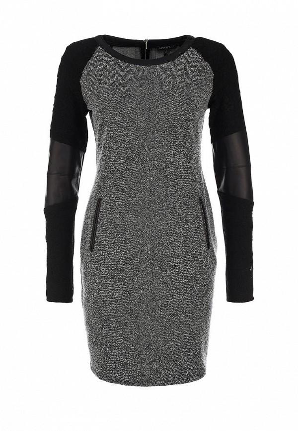 Платье-миди Apart 55096: изображение 1