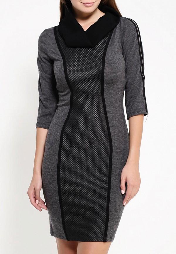 Вязаное платье Apart 34927: изображение 3