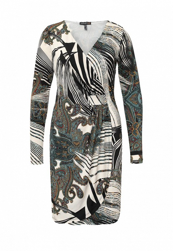 Платье-миди Apart 53686: изображение 2