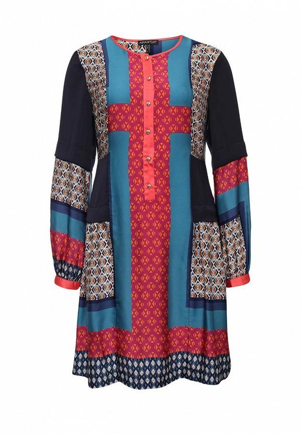 Платье-миди Apart 57536: изображение 1