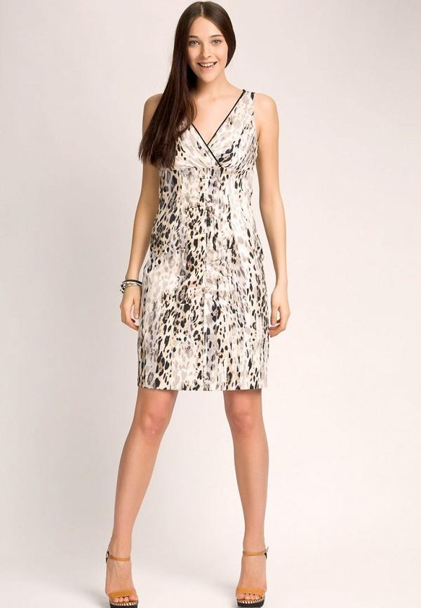 Платье Apanage AP512EWAY845. Цвет: мультиколор