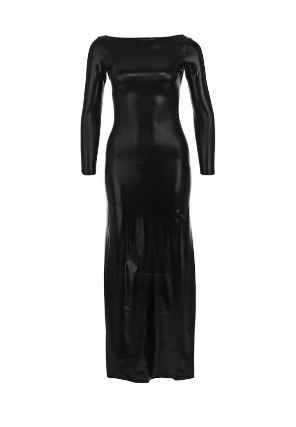 Вечернее / коктейльное платье AQ/AQ Rose Maxi Dress: изображение 1