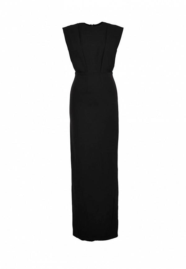 Платье-макси AQ/AQ Butterfly Maxi Dress: изображение 1