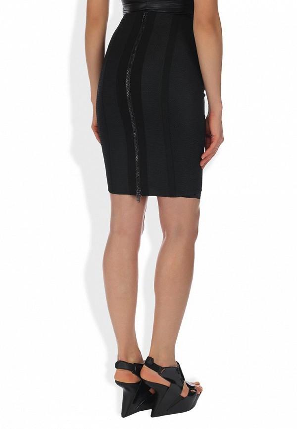 Узкая юбка AQ/AQ Eva Mini Skirt: изображение 8