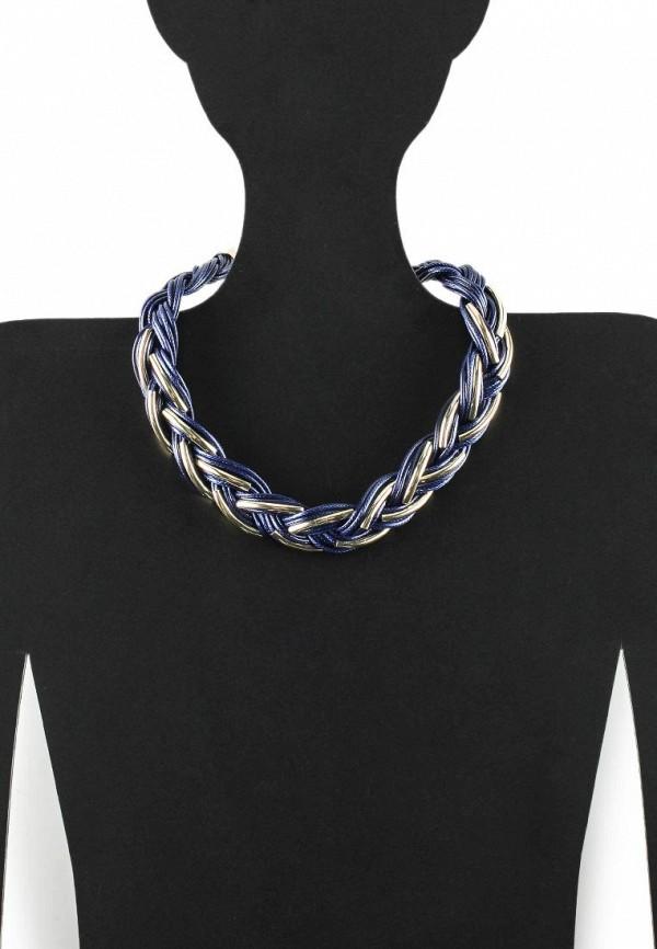 Женские колье Art-Silver 141114-17Blue-652: изображение 3