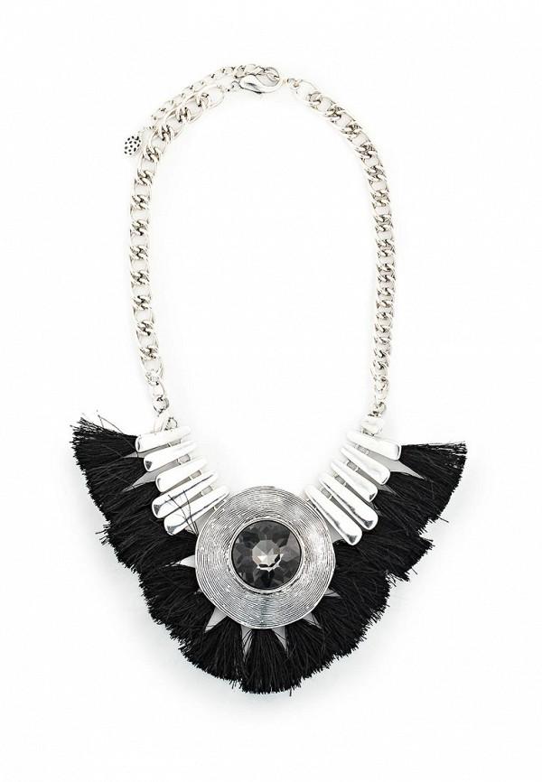 Женские колье Art-Silver 141114-4Black-909: изображение 1
