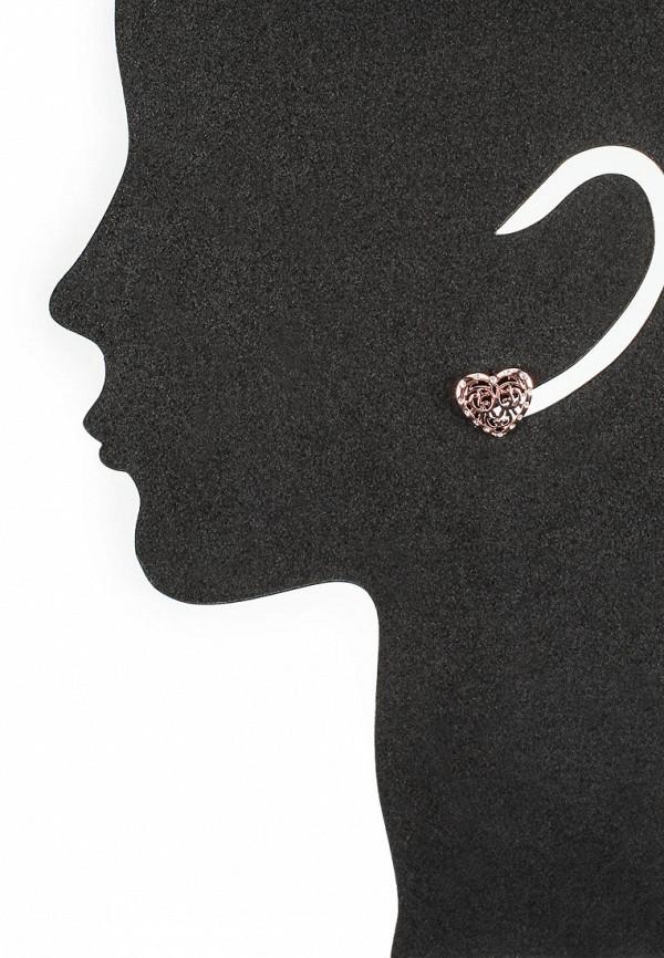 Женские серьги Art-Silver MS06419E-RG-A-378: изображение 3