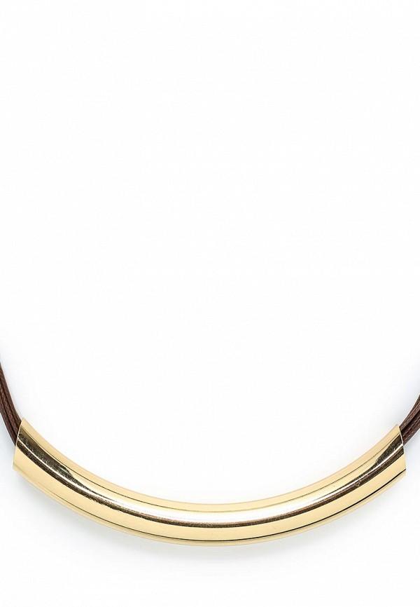Женские колье Art-Silver 141114-21GCoffee-303: изображение 2