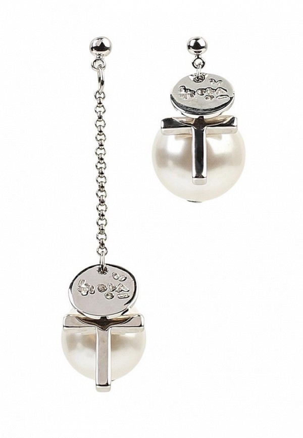 Женские серьги Art-Silver СРГ129-273: изображение 1