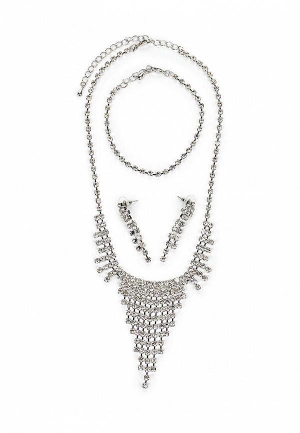 Комплект колье и серьги Art-Silver 15795-574