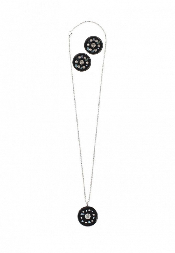 Комплект колье и серьги Art-Silver Art-Silver AR004DWXUX36 бусы art silver цвет черный чг16 55 740