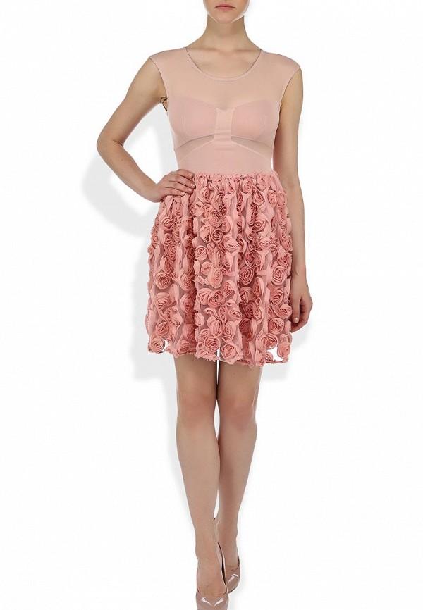 Платье-миди Ark & co DJ-15989-G: изображение 6