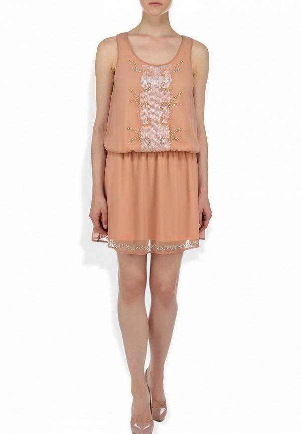Платье-миди Ark & co DJ16294T: изображение 6