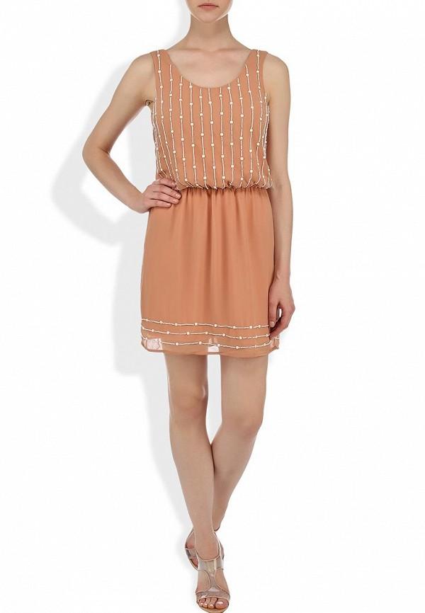 Платье-миди Ark & co DJ-16477-G: изображение 6