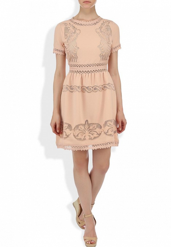 Платье-миди Ark & co DJ16636B: изображение 6