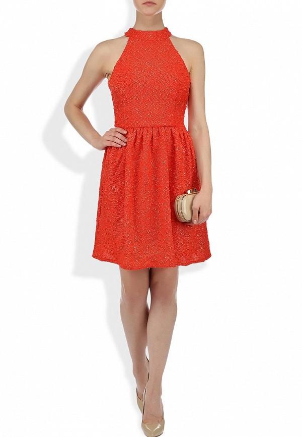 Платье-миди Ark & co DJ-16636-B: изображение 6