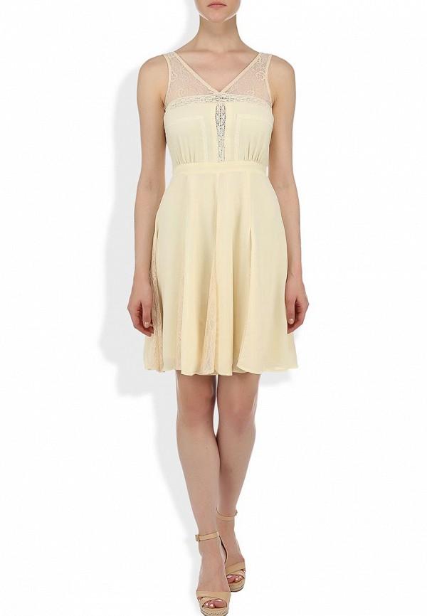 Платье-миди Ark & co DU-16391-G: изображение 3