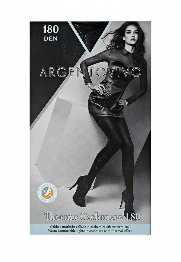 Колготки Argentovivo Thermo Cashmere 180 (42/1): изображение 2