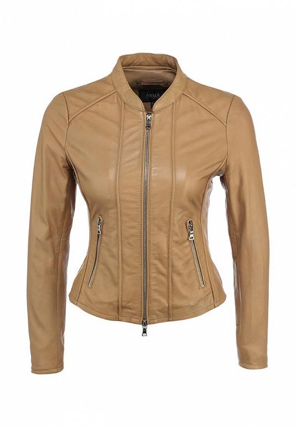Кожаная куртка Arma 264L5722.002: изображение 1