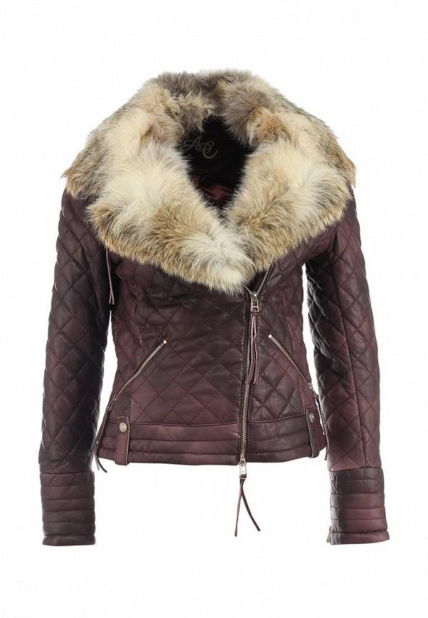 Кожаная куртка Arma 213L5095.002: изображение 2