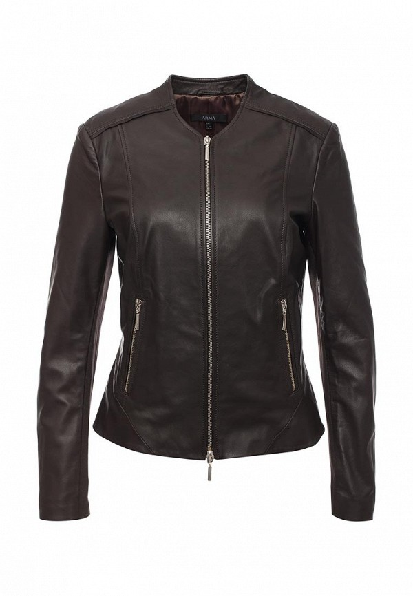 Кожаная куртка Arma 005L166016.02: изображение 1