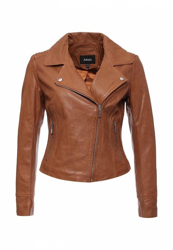 Кожаная куртка Arma 008L166041.02: изображение 5