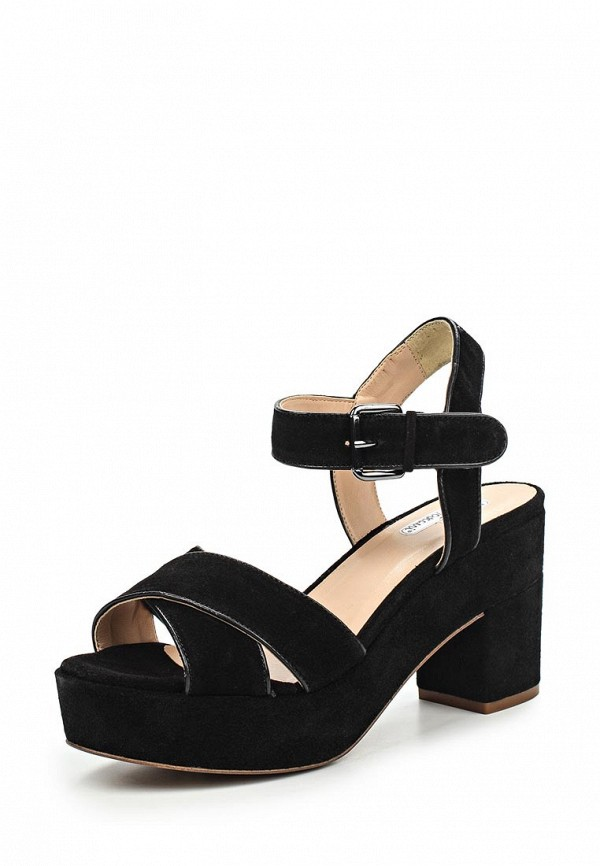 Босоножки на каблуке Arnaldo Toscani 8074101_100NERO: изображение 1
