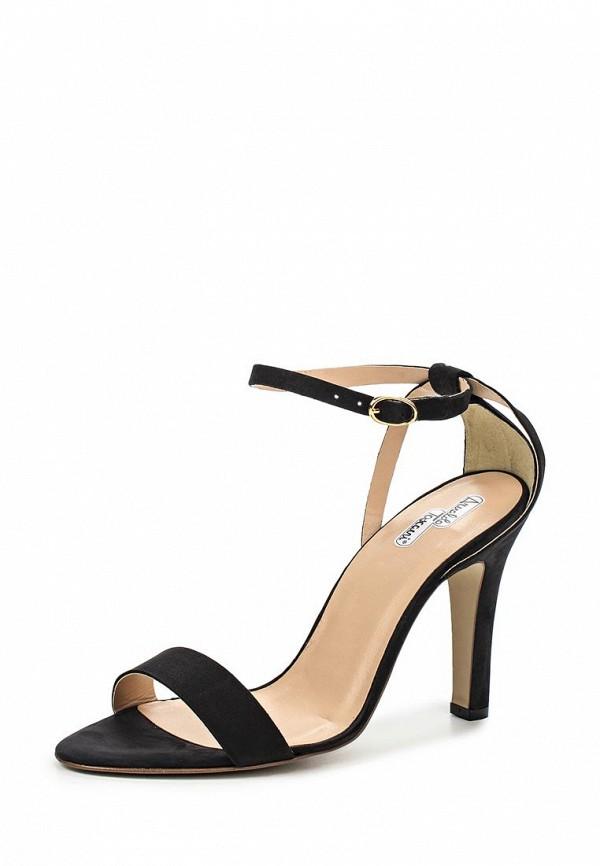 Босоножки на каблуке Arnaldo Toscani 985K210_100NERO