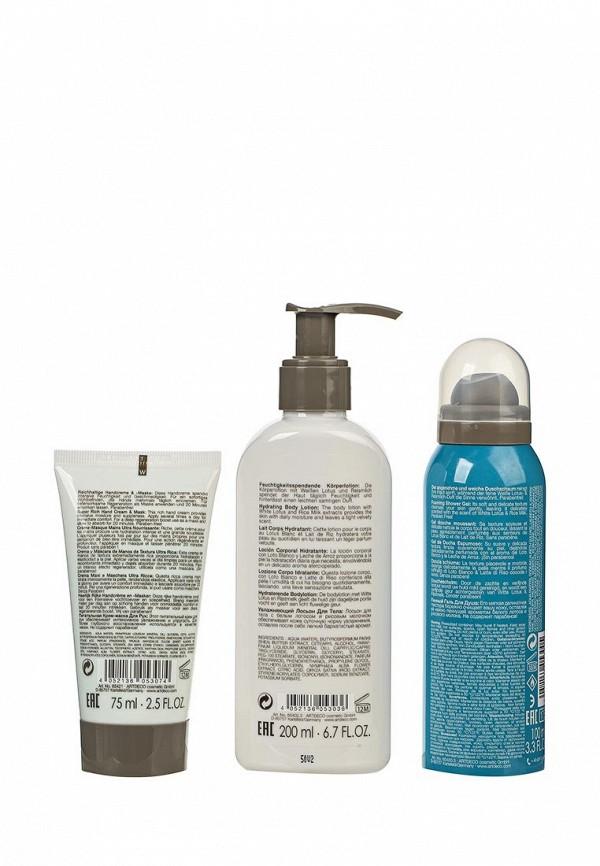 Набор Artdeco Skin Purity:  для душа , Лосьон для тела , Крем-маска для рук