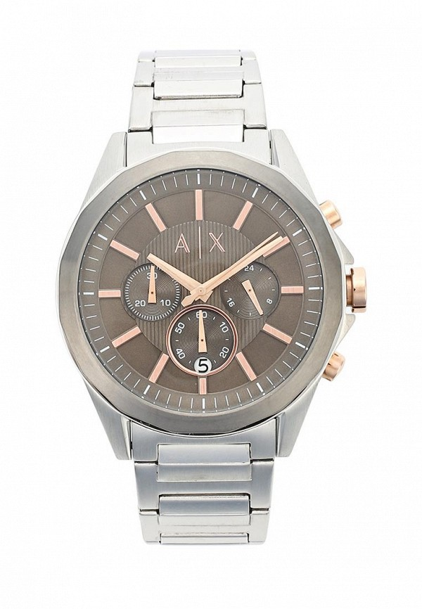 цена Часы Armani Exchange Armani Exchange AR037DMWCD32 онлайн в 2017 году