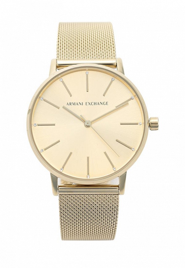цена Часы Armani Exchange Armani Exchange AR037DWYNE07 онлайн в 2017 году