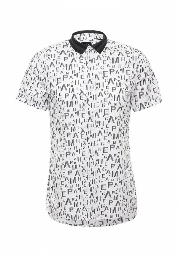 Рубашка с коротким рукавом Armani Exchange 3YZC26 ZNI2Z
