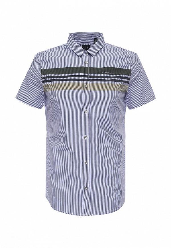 Рубашка с коротким рукавом Armani Exchange 3YZC34 ZN18Z