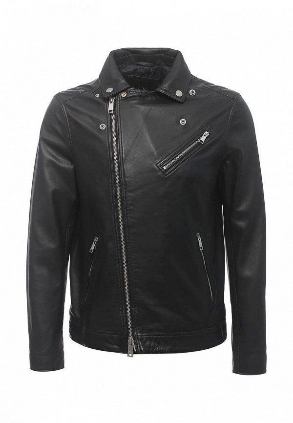 Кожаная куртка Armani Exchange 3YZB06 ZN23Z