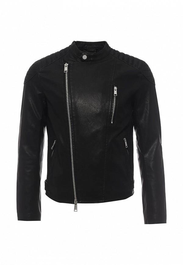 Куртка кожаная Armani Exchange 3YZB01 ZNV9Z