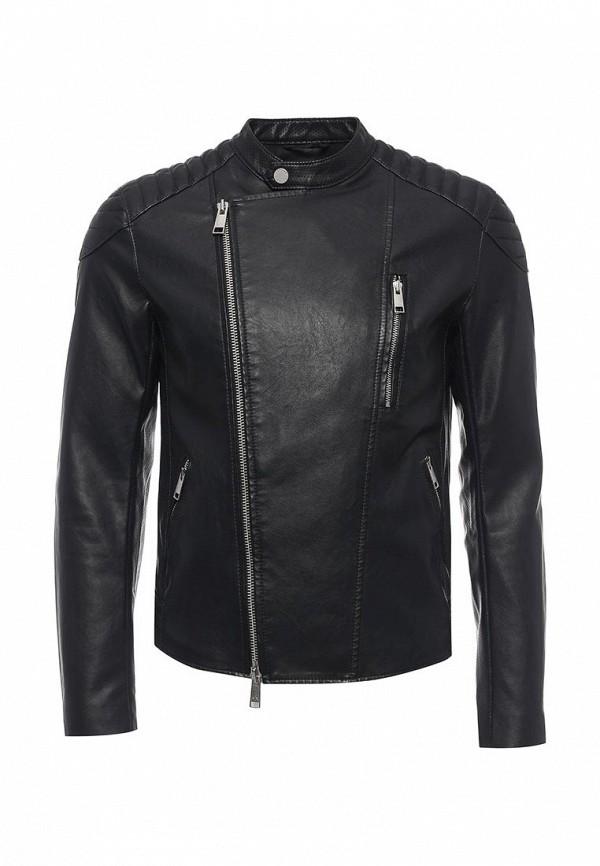 Кожаная куртка Armani Exchange 3YZB01 ZNV9Z