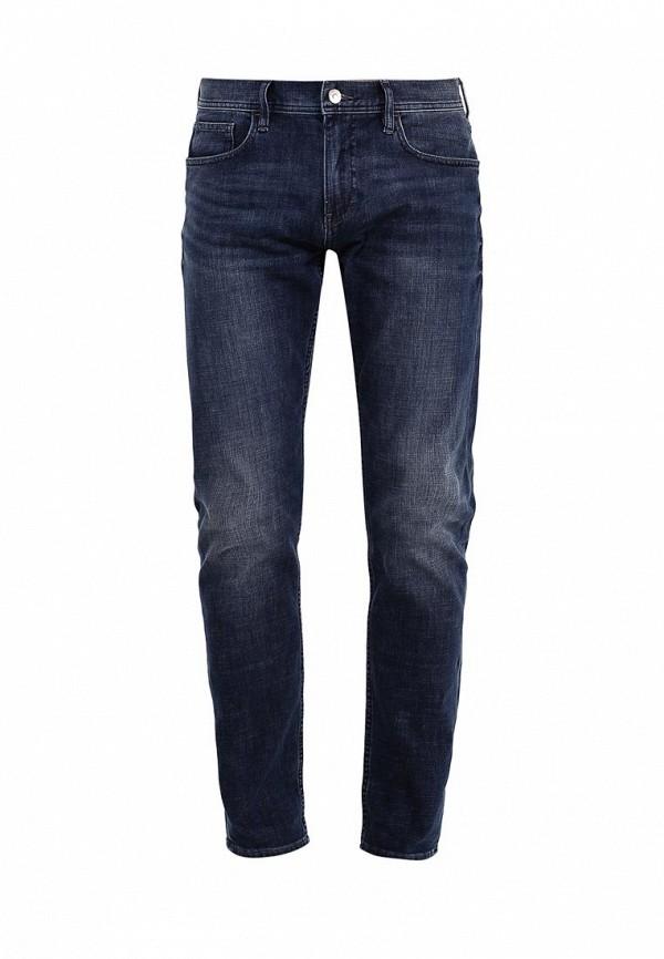Мужские прямые джинсы Armani Exchange 8NZJ13 Z2BEZ