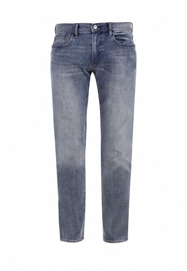 Мужские прямые джинсы Armani Exchange 8NZJ13 Z3BEZ