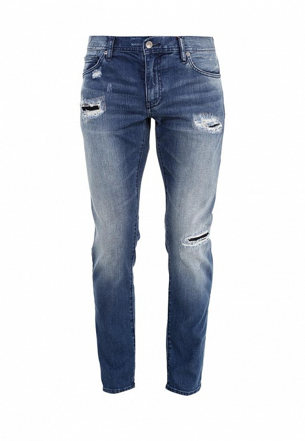 Зауженные джинсы Armani Exchange 3YZJ14 Z2AFZ