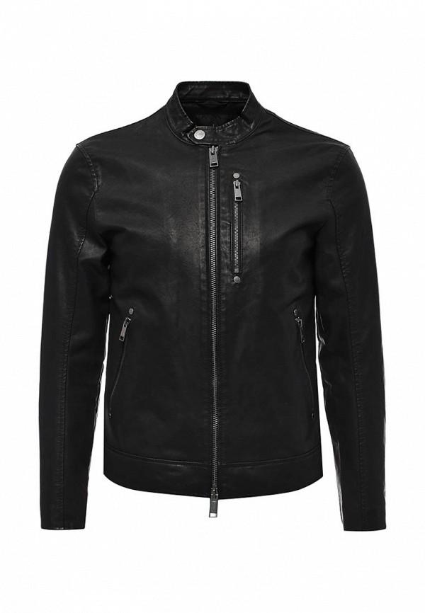 Куртка кожаная Armani Exchange Armani Exchange AR037EMTLC46