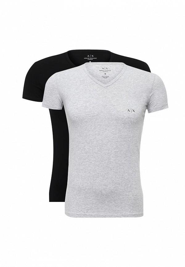 Фото Комплект футболок 2 шт. Armani Exchange. Купить с доставкой