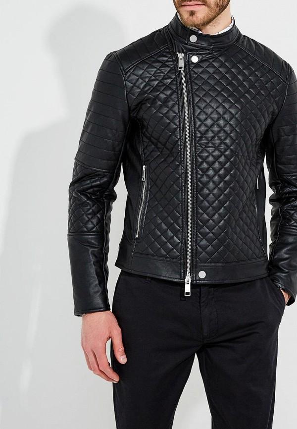 Куртка кожаная Armani Exchange Armani Exchange AR037EMZTC01 куртка ветрозащитная umbro stadium shower jacket 410213 918