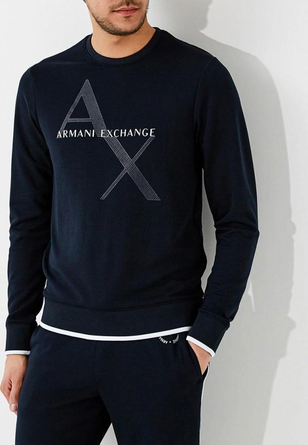 Фото Свитшот Armani Exchange. Купить с доставкой